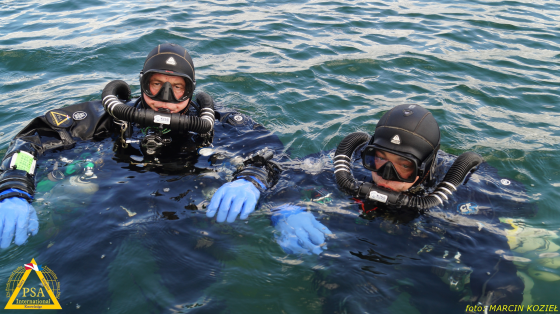 CCR Trimix Diver LEVEL I