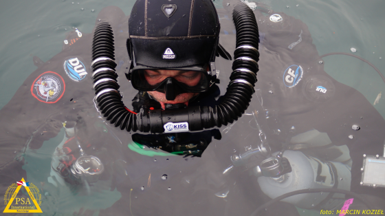 CCR Trimix Diver LEVEL III