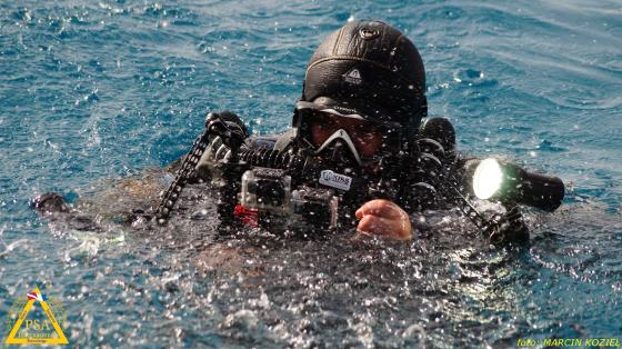 Sport Rebreather Diver (no deco)